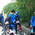 130811骑行九道谷漂流