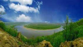 中国最北第一湾,龙湾!