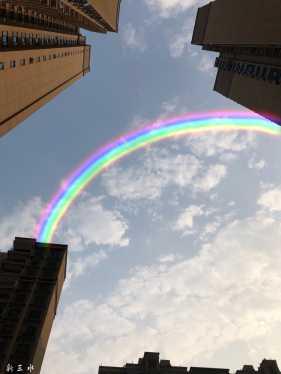 斯人若彩虹,遇上方知有