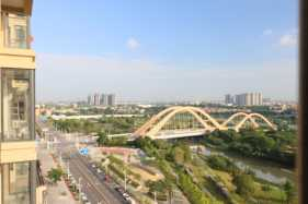 彩虹桥日与夜